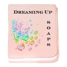 Soap Maker baby blanket