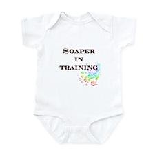 Soap Maker Infant Bodysuit