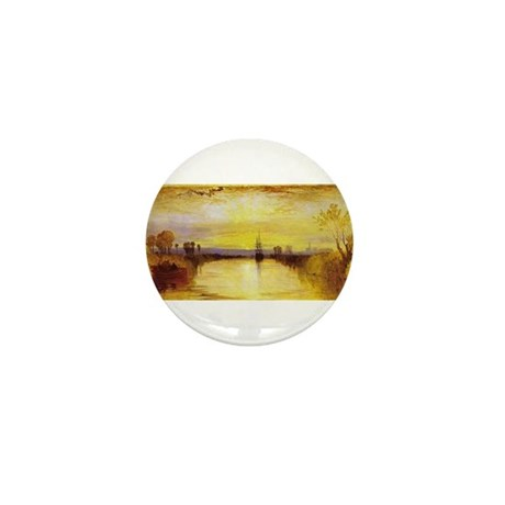 Chichester Canal Mini Button (10 pack)