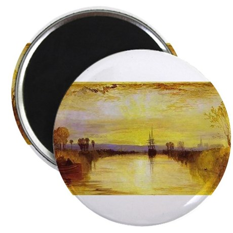 """Chichester Canal 2.25"""" Magnet (100 pack)"""