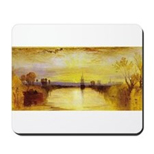 Chichester Canal Mousepad
