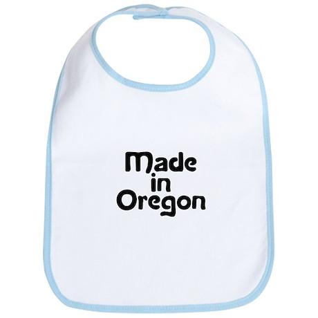 Made in Oregon Bib