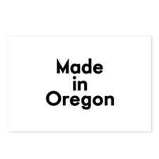 Made in Oregon Postcards (Package of 8)