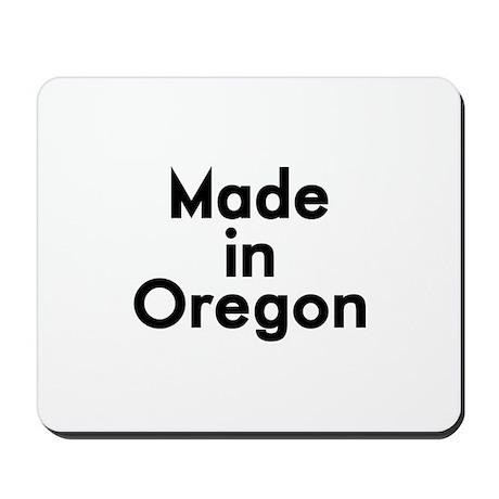Made in Oregon Mousepad