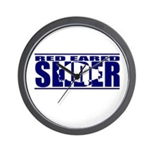 RES Silhouette Wall Clock