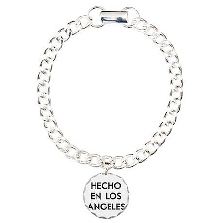 Hecho En Los Angeles Charm Bracelet, One Charm