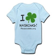 Cool Hash house harriers Infant Bodysuit