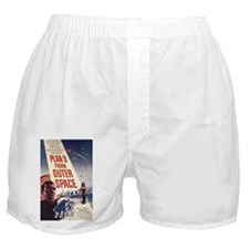 Plan 9 From Outer Space Boxer Shorts