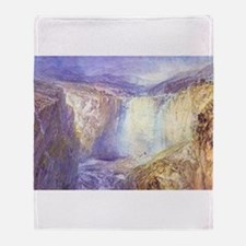 Fall of Tees Throw Blanket
