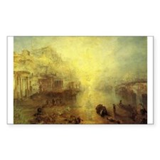 Ovid Banished from Rome Decal