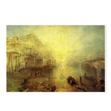 Ovid Banished from Rome Postcards (Package of 8)