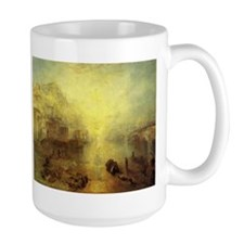 Ovid Banished from Rome Mug