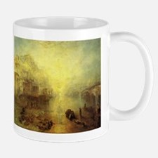 Ovid Banished from Rome Small Small Mug