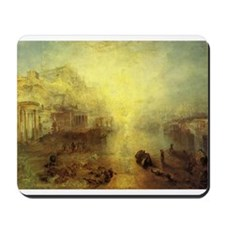 Ovid Banished from Rome Mousepad