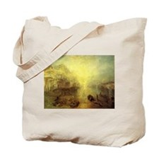 Ovid Banished from Rome Tote Bag