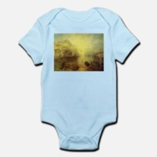Ovid Banished from Rome Infant Bodysuit