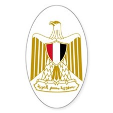 Egypt Eagle Plain Decal