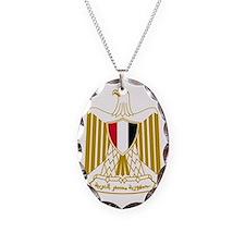Egypt Eagle Plain Necklace