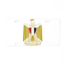 Egypt Eagle Plain Aluminum License Plate