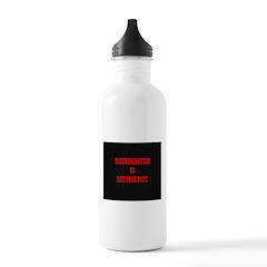 Discrimination Is Destructive Water Bottle 1.0L