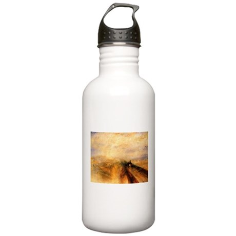 Rain, Steam, and Speed Stainless Water Bottle 1.0L