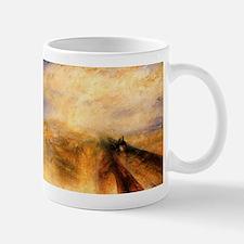 Rain, Steam, and Speed Mug