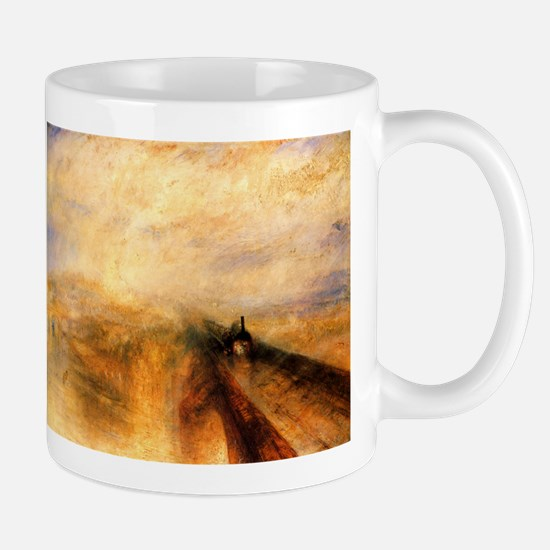 Rain, Steam, and Speed Mug