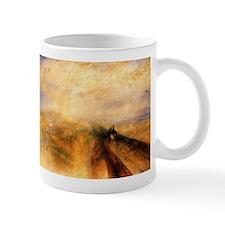 Rain, Steam, and Speed Small Mug