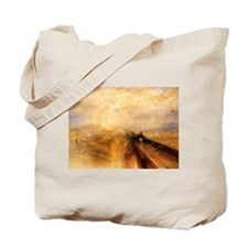 Rain, Steam, and Speed Tote Bag