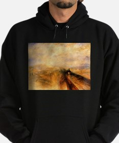 Rain, Steam, and Speed Hoodie (dark)