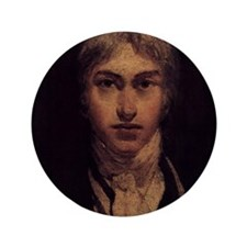"""Self Portrait 3.5"""" Button (100 pack)"""