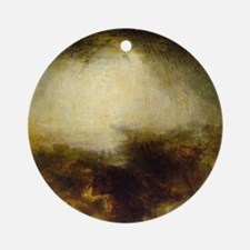 Shade and Darkness Ornament (Round)
