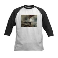 Snow Storm Steam Boat Tee