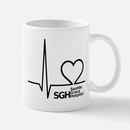 Seattle Grace Hospital Mug