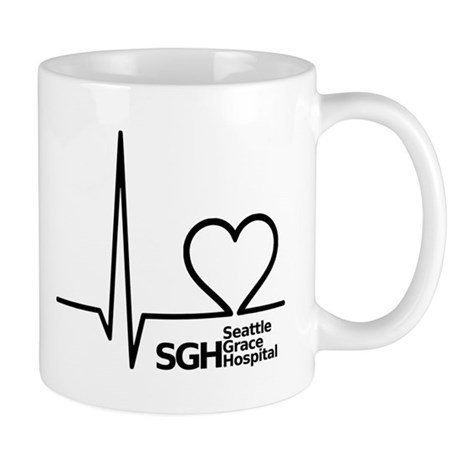 Seattle Grace Hospital Mug