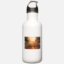 Vesuvius Erupting Water Bottle