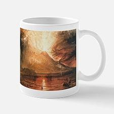 Vesuvius Erupting Mug