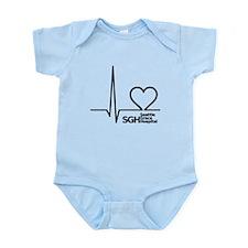 Seattle Grace Hospital Infant Bodysuit
