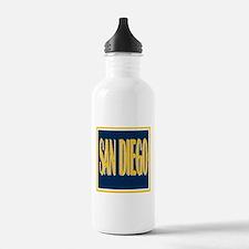 San Diego Water Bottle