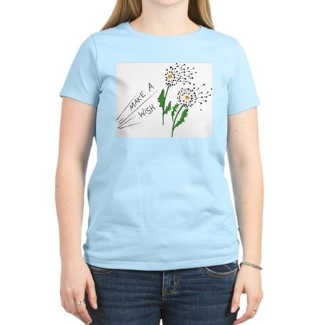 Make A Wish - Women's Light T-Shirt