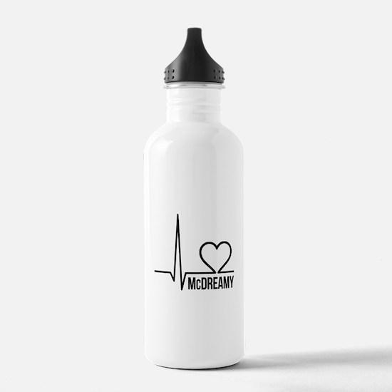 McDreamy Grey's Anatomy Water Bottle