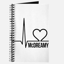 McDreamy Grey's Anatomy Journal