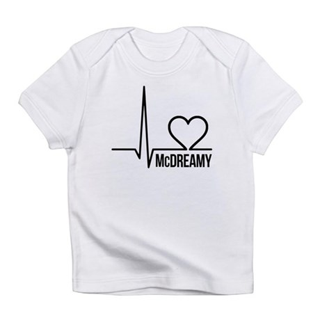 McDreamy Grey's Anatomy Infant T-Shirt
