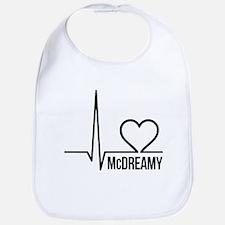 McDreamy Grey's Anatomy Bib