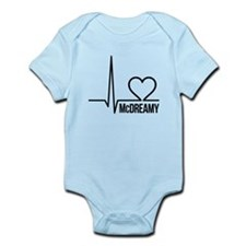 McDreamy Grey's Anatomy Infant Bodysuit