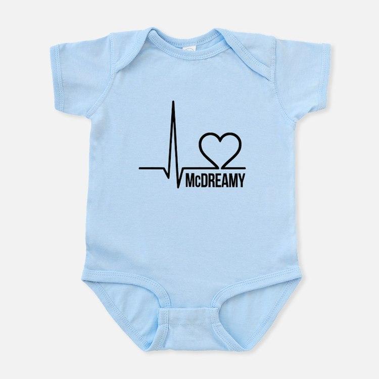 McDreamy Grey's Anatomy Infant Bodysuit
