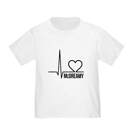 McDreamy Grey's Anatomy Toddler T-Shirt