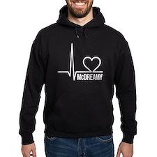 McDreamy Grey's Anatomy Hoodie (dark)
