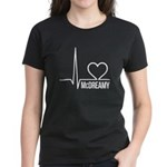 McDreamy Grey's Anatomy Women's Dark T-Shirt