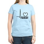 McDreamy Grey's Anatomy Women's Light T-Shirt